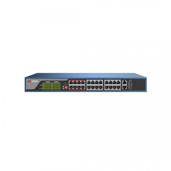 سوئیچ شبکه هایک ویژن مدل DS-3E0318P-E