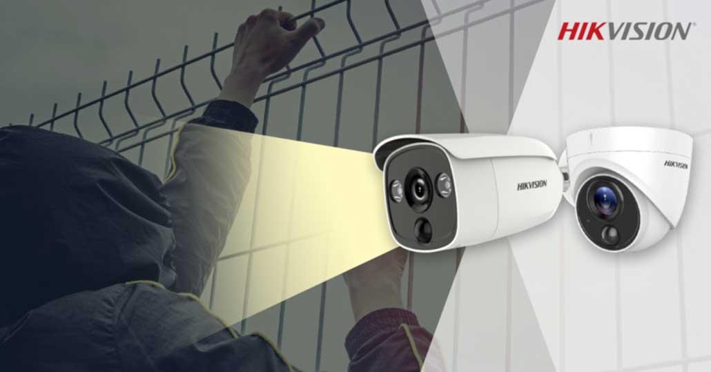 دوربین Turbo HD PIRهایکویژن