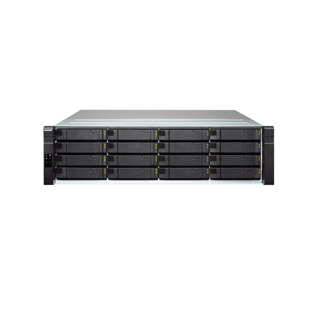 ذخیره ساز NAS کیونپ مدل ES1640dc-v2-E5-96G