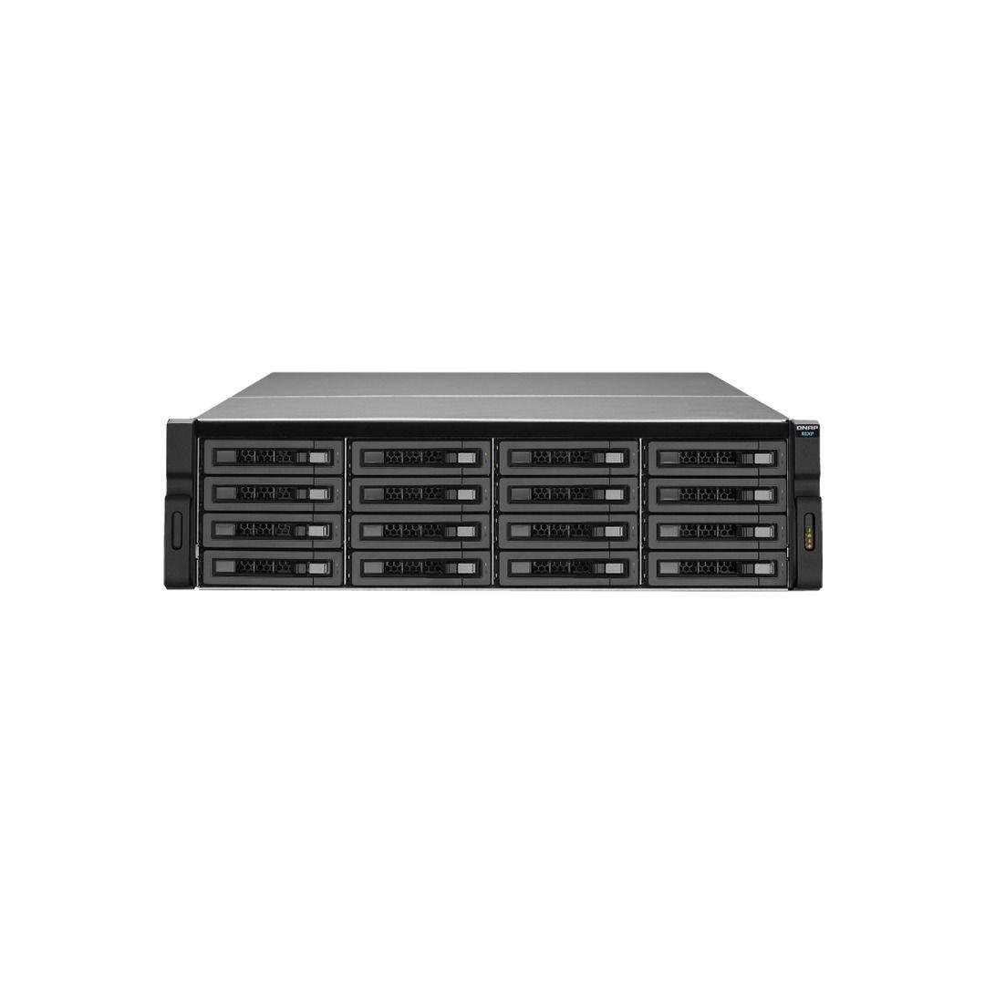 ذخیره ساز NAS کیونپ مدل REXP-1220U-RP