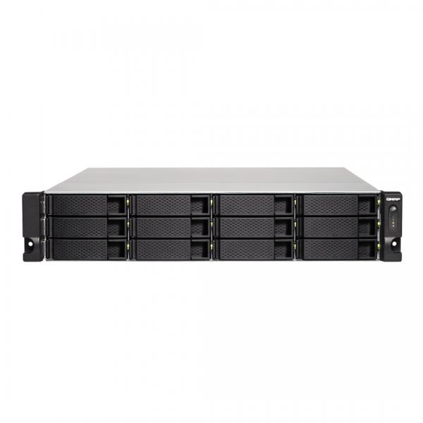 ذخیره ساز NAS کیونپ مدل TS-1263XU-RP-4G