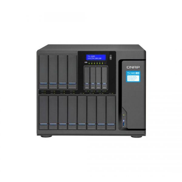 ذخیره ساز NAS کیونپ مدل TS-1685-D1521-8G