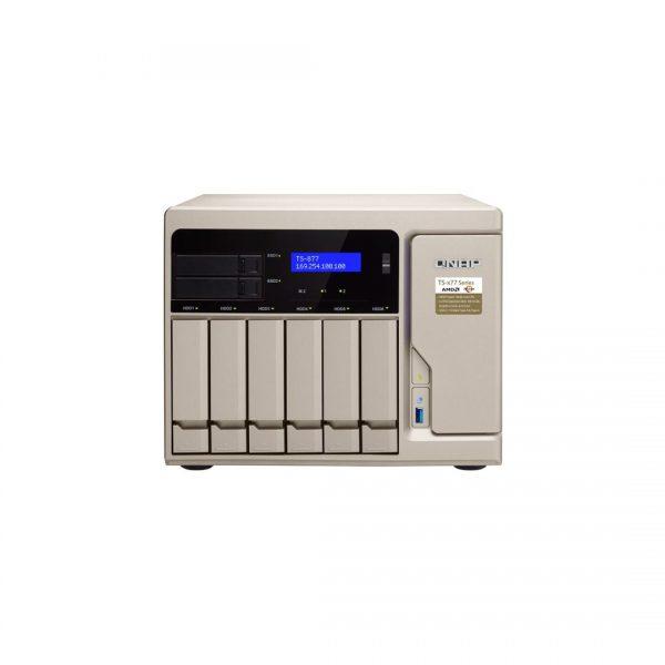 ذخیره ساز NAS کیونپ مدل TS-877-1600-8G