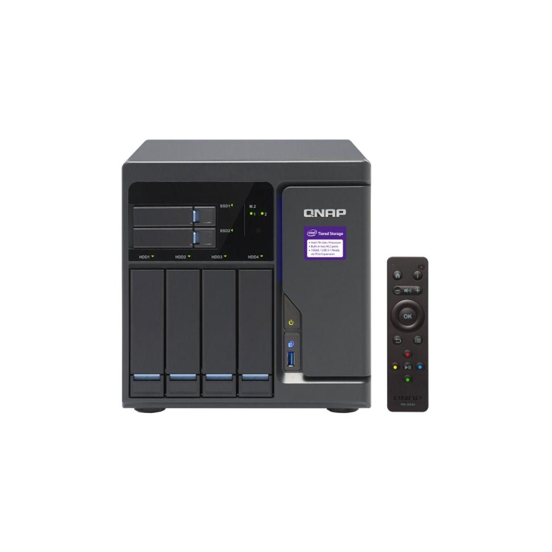 ذخیره ساز NAS کیونپ مدل TVS-682-I3-8G