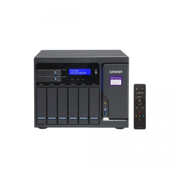 ذخیره ساز NAS کیونپ مدل TVS-882-I5-16G