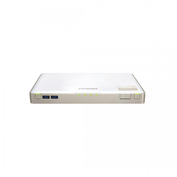 ذخیره ساز NAS کیونپ TBS-453DX-8G