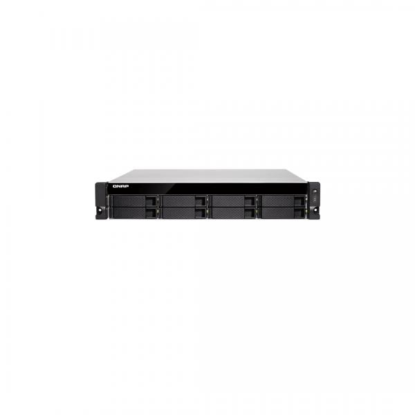 ذخیره ساز NAS کیونپ TS-883XU-RP-E2124-8G