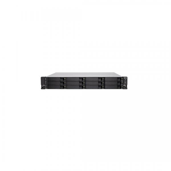 ذخیره ساز NAS کیونپ TVS-1272XU-RP-i3-4G