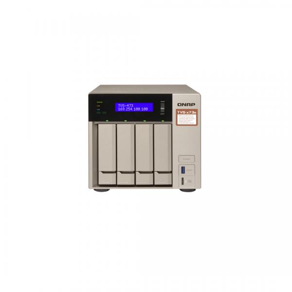 ذخیره ساز NAS کیونپ TVS-473e-8G