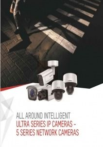5 Series Network Cameras