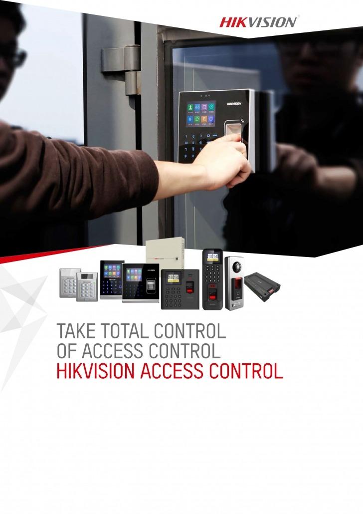 دانلود بروشور Access Control