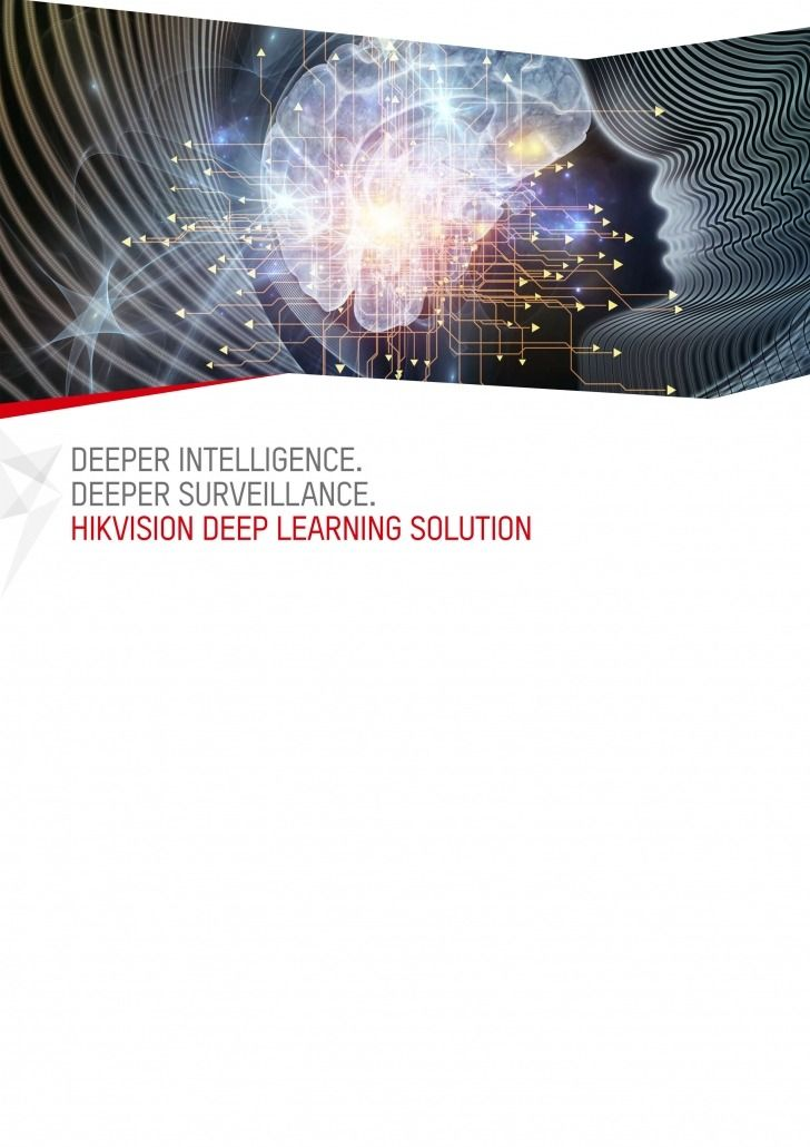 دانلود بروشور Deep Learning