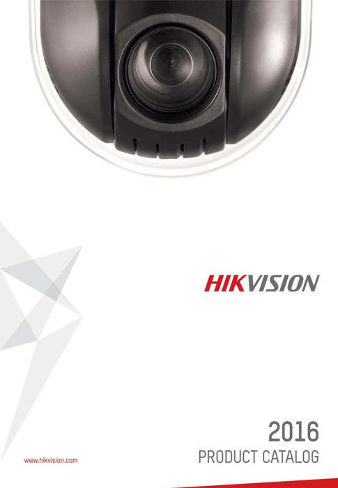 دانلود کاتالوگ Hikvision
