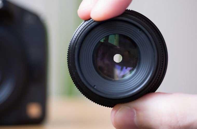 انواع لنز دوربین مدار بسته هایک ویژن