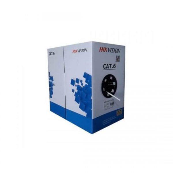 کابل شبکه Cat6 UTP مدل DS-1LN6-UE-W