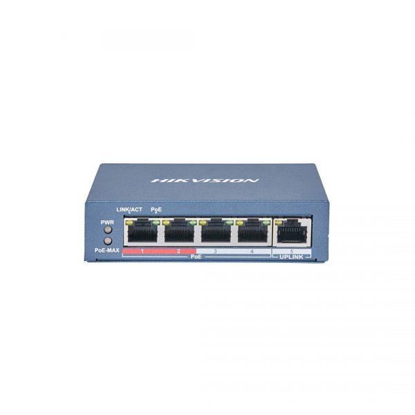 سوئیچ شبکه هایک ویژن DS-3E0105P-E/M