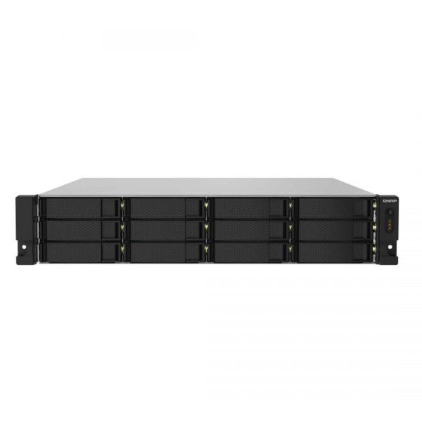 ذخیره ساز NAS کیونپ مدل TS-1232PXU-RP-4G