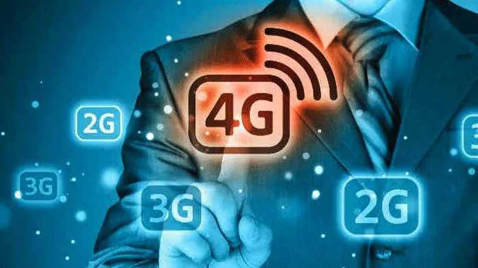 انواع شبکه های 4G