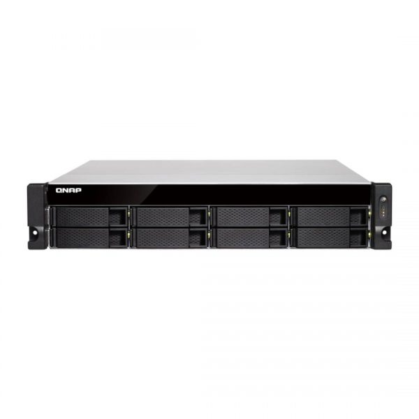 ذخیره ساز NAS کیونپ مدل TVS-872XU-RP-i3-4G