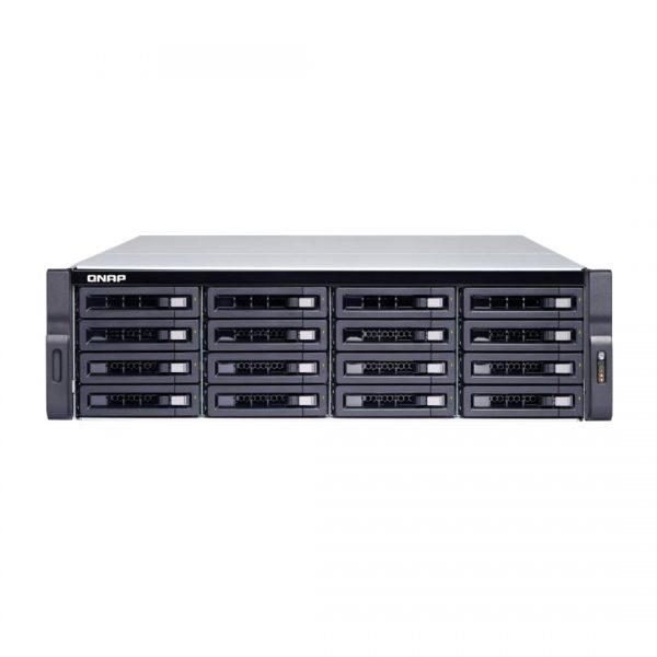 ذخیره ساز NAS کیونپ مدل TS-1683XU-RP-E2124-16G